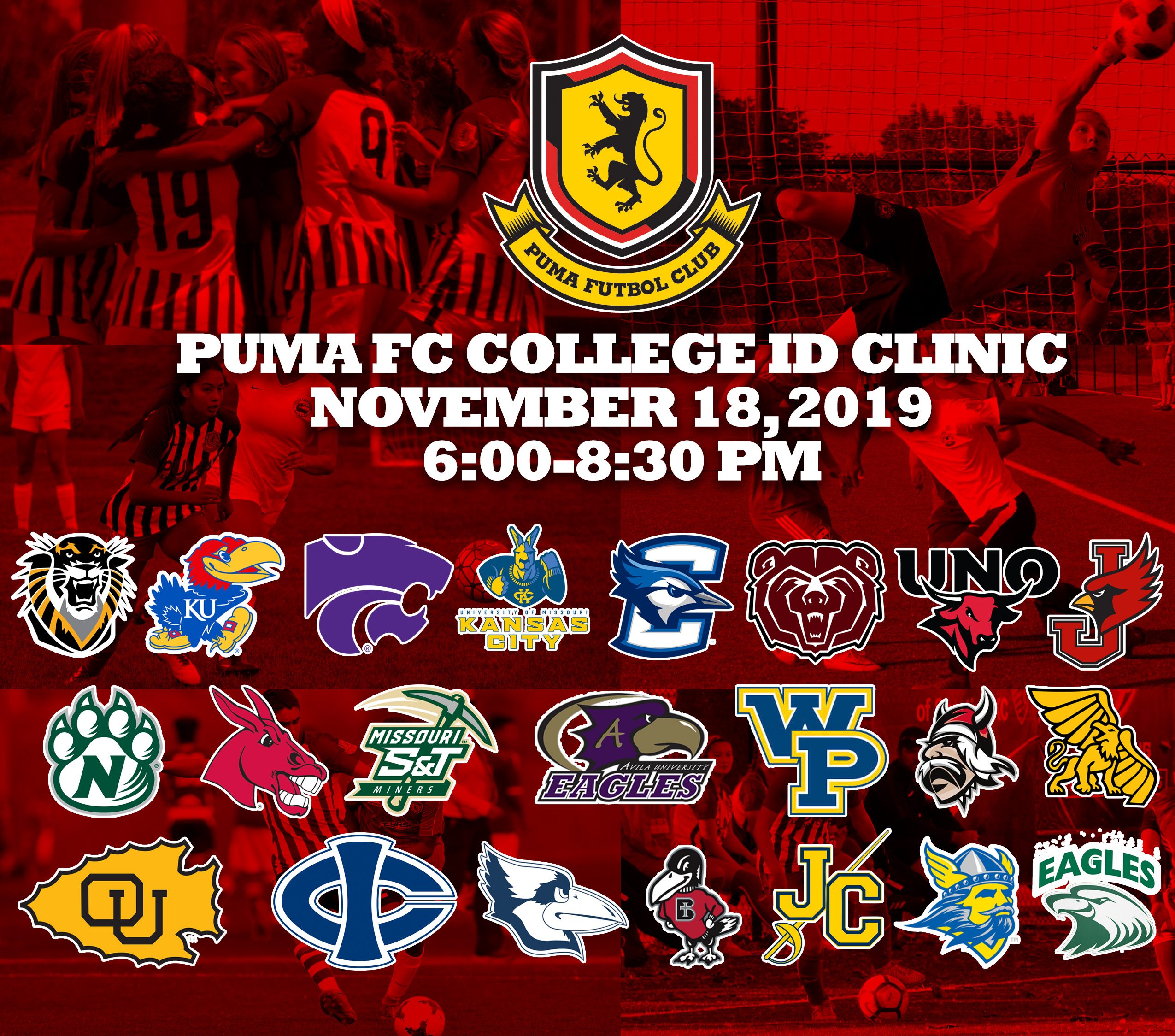 PFC 2019 College ID Clinic